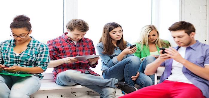 Εθισμός στα κινητά τηλέφωνα
